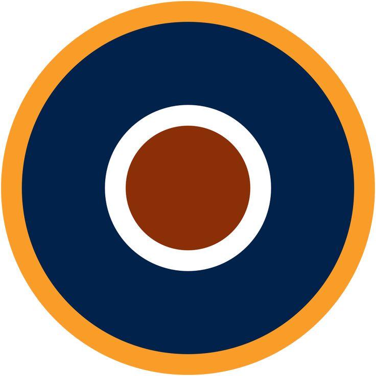 United Kingdom Royal Air Force Roundel (1942-1947)
