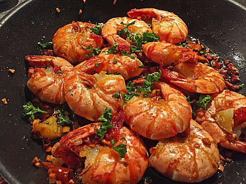 Knoblauch – Shrimps, ein leckeres Rezept aus der Kategorie warm. Bewertung …   – Leckeres Essen