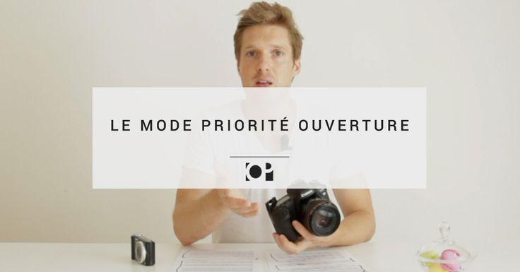 Sortez du mode tout auto et prenez le contrôle de votre appareil reflex grâce au mode priorité ouverture avec ce cours photo en vidéo d'Objectif Photographe