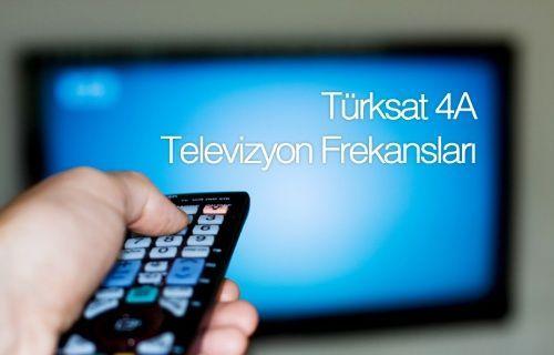 Türksat 4A Kanal Listesi Otomatik Arama Kurulum
