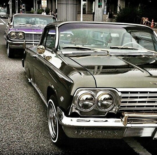 1000+ Ideas About Low Rider Cars On Pinterest