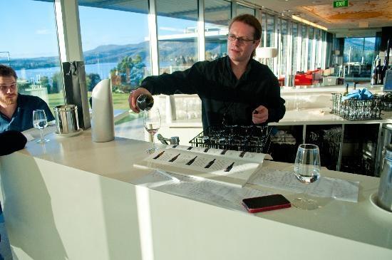 Wine Bar, MONA Tasmania