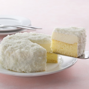 Milky cheese cake