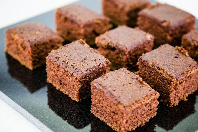 Guldbageren - Canadisk chokoladekage