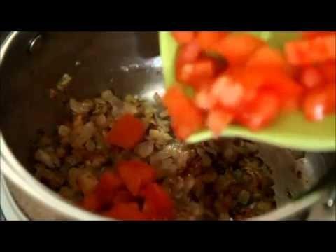 stew grilled eggplant(stufato di melanzane alla griglia)