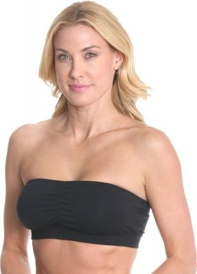 The Organic Cabrio Bra - A strapless bra with a discreet nursing panel inside!  Removable padding and lightly lined
