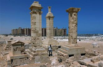 Ancient Egyptian City Restored