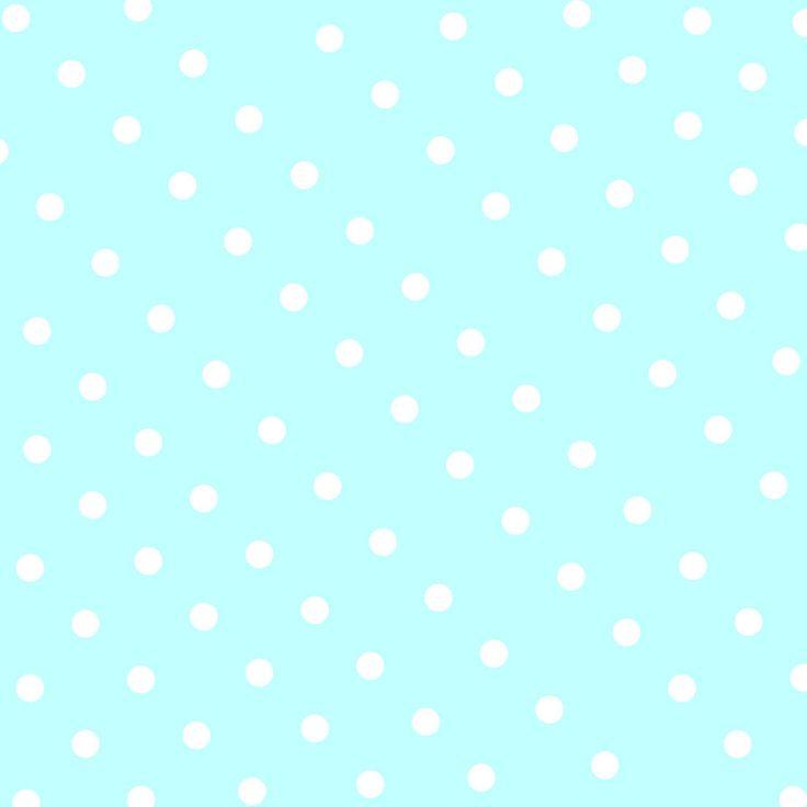 Mint Polka Dot 4 by CinnamonCoffeeStudio.deviantart.com on @DeviantArt