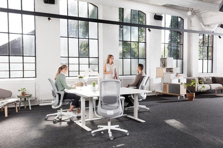 HÅG SoFi mesh is designed to ensure movement; without people having to think about it. This means one less thing to worry about and more time to focus on what really matters. #InspireGreatWork #design #ergonomics #Scandinavian #office #chair