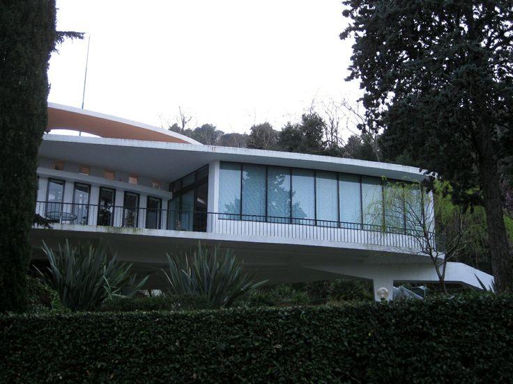 Leonardo Ricci - Villa della Valle (ex Casa Balmain) (2)