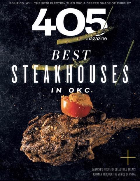 405 Magazine January 2020 Oklahoma City In 2020 Food Treats Chisholm Trail