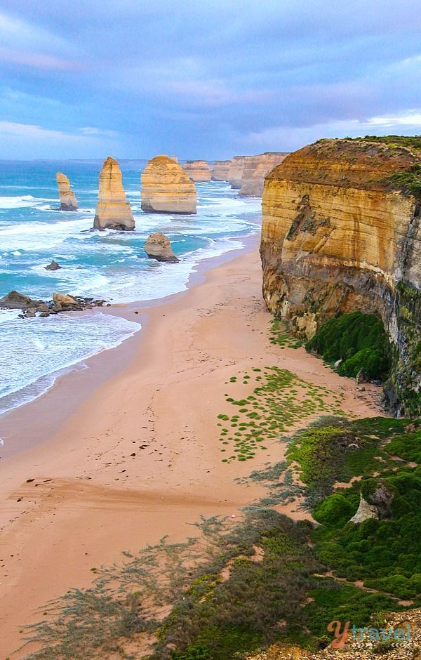 Truly one of the world's best road trips - The Great Ocean Road in Australia