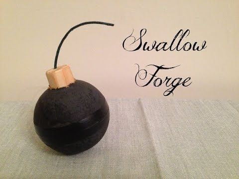 How to Make Smoke Grenades / Bombs for Reenactment, Paintball or Airsoft - YouTube