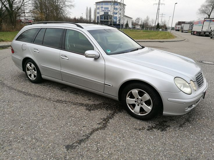 Mercedes E 320 CDI W211 Kombi   Check more at https://0nlineshop.de/mercedes-e-320-cdi-w211-kombi/
