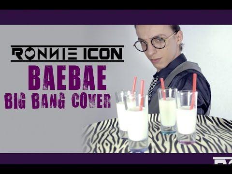 [BIGBANG M COVER EVENT] BAEBAE RONNIE ICON