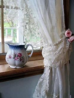 pitcher in the on the windowsill-Ana Rosa