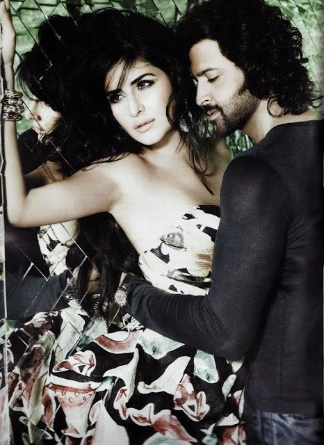 Bollywood, Tollywood & Más: Hrithik Roshan and Katrina Kaif Harpers Bazaar