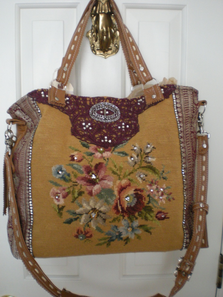 522 Best Purse Stitched amp Beaded Images On Pinterest