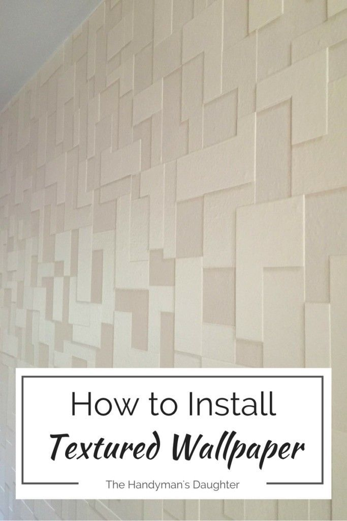 409 best wall treatments images on pinterest apartments for Textured wallpaper accent wall