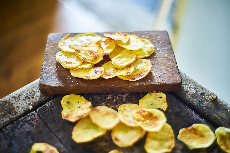 Nejzdravější bramborové chipsy