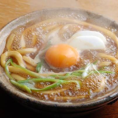 Miso noodle stew