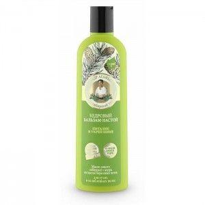Cedrowy balsam Nalewka do włosów Odżywienie i Wzmacnianie na bazie soku dzikich jagód