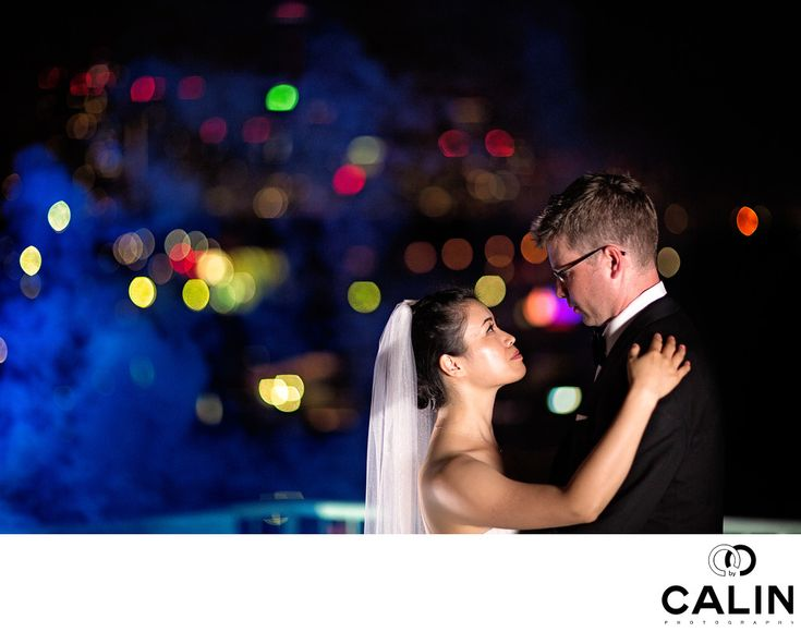 Photography by Calin - Night Wedding Photography at Atlantis Toronto:  For every Toronto wedding photographer, the bride and groom portrait session can be nerve-racking. Plagued with time delays and adverse weather, a photographer has to be thinking on his feet and there is little room for creativity. That is the reason why I always planned my photo shoots, as I did at this Atlantis Toronto wedding. During my consultation sessions with the bride and groom, I presented the possibility of…