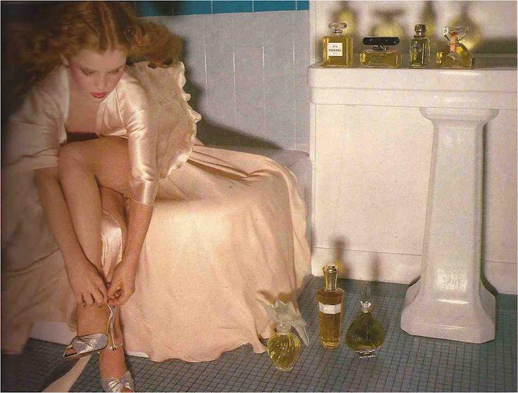 """ph:Guy Bourdin """"Belles Filles"""" 1977"""