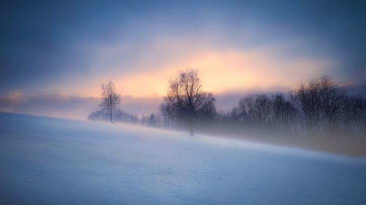 Chladno bude celý budúci týždeň. #Zima je späť... http://my.slbeu.eu/zima3 #Slovensko #počasie