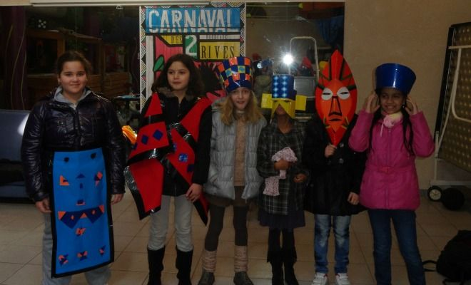 Le Carnaval des Deux-Rives: «Siyaya»!