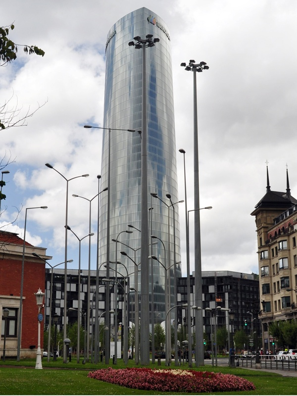 Bilbao Torre Iberdrola