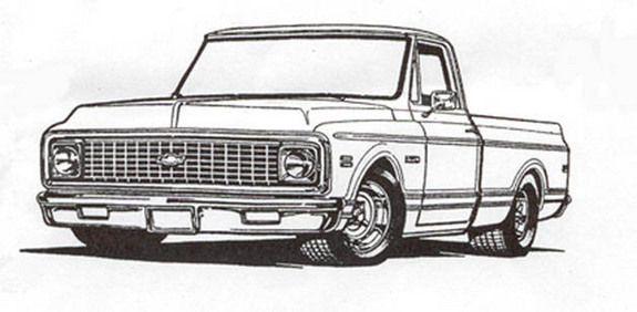 Chevrolet Stencils Printable