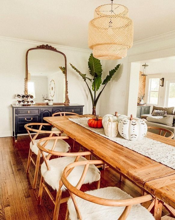30 Magnificent Bohemian Dining Room Decor Ideas For Any Home Design Bohemian Dining Room Decor Gold Dining Room Bohemian Dining Room