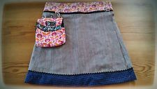 Reversible Zand Amsterdam fair Trade Skirt
