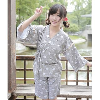 Monzon - Kantai Collection Printed Pajama Set
