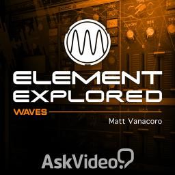 AskVideo presents Element Explored, a new Waves plugins video tutorials and courses to better understand the Oscillators, Arpeggiators, Filters, Amplifiers and LFOs from Waves. http://www.producerspot.com/download-element-explored-waves-plugins-video-tutorials-by-askvideo