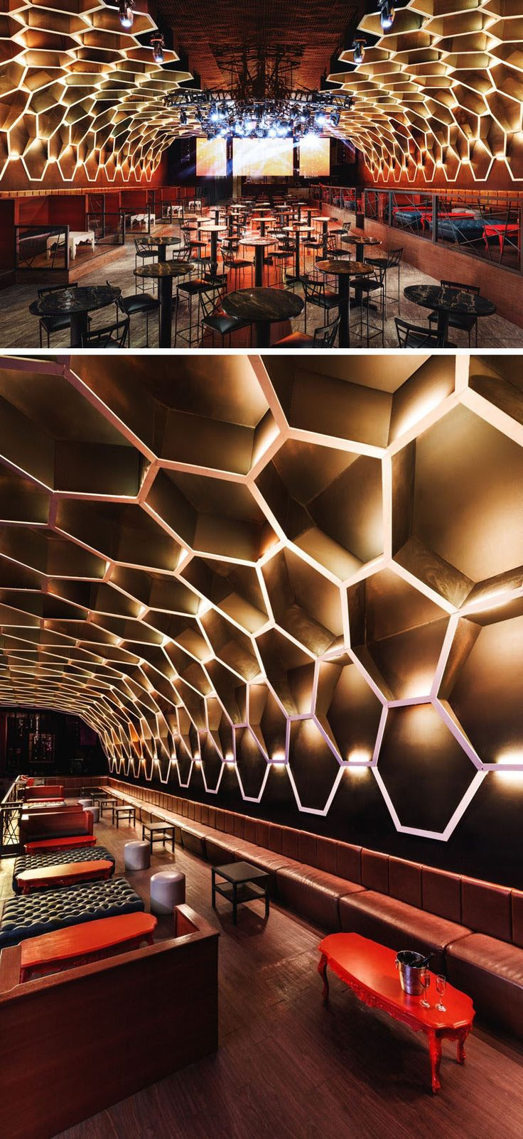 Light | Nightclub | Hermosillo, Mexico | by TAMEN Arq