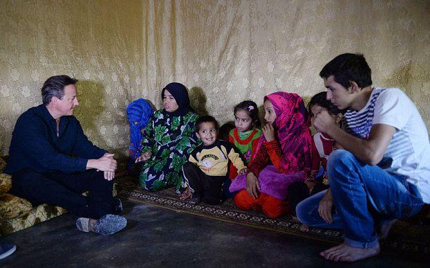SYRIE – Les britanniques encouragés à accueillir une famille syrienne