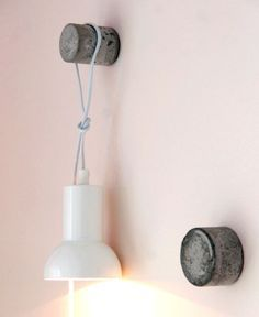 Concrete hooks | DIY
