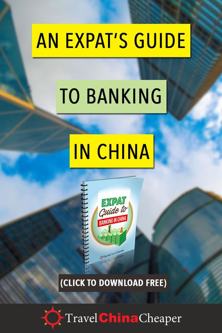 Everything you need to know about banking, getting cash or wiring money  into or out of China! Opening a Chinese Bank Account: A how-to guide for  foreigners.