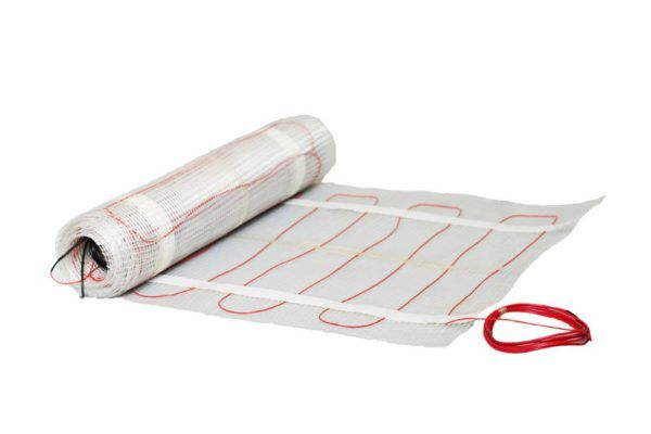 How to install underfloor heating in your home .