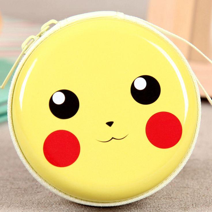 $1.64 (Buy here: https://alitems.com/g/1e8d114494ebda23ff8b16525dc3e8/?i=5&ulp=https%3A%2F%2Fwww.aliexpress.com%2Fitem%2FCute-Lovely-Pikachu-Coin-Purse-Pokemon-Pikachu-Wallet-Cartoon-Creative-Zipper-Portable-Scale-Circular-Coin-Bags%2F32724286176.html ) Cute Lovely Pikachu Coin Purse Pokemon Pikachu Wallet Cartoon Creative Zipper Portable Scale Circular Coin Bags CB0045 for just $1.64