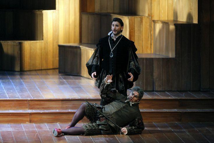 Federico Longhi as Rigoletto – I Teatri dell'Est e non solo