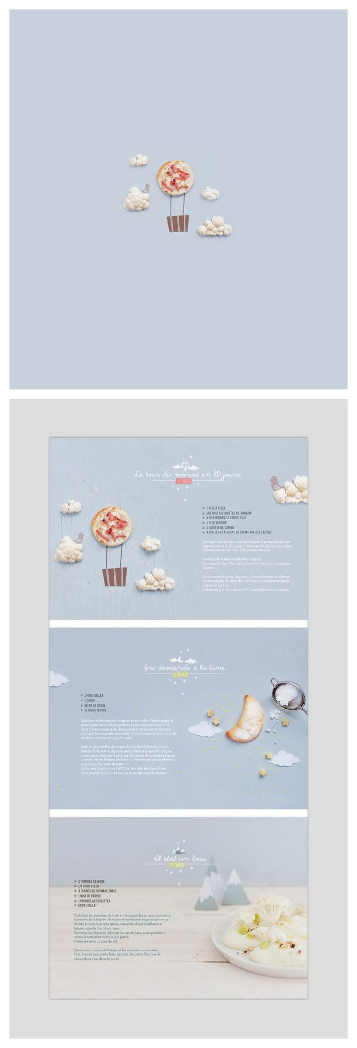 The Most Delicious Food Web Design Ever