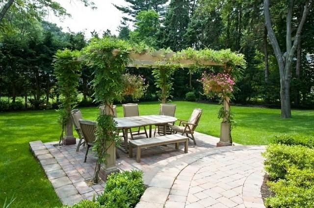 Gartenmobel Mobel Terassenentwurf Wohnen Im Freien Aussenterasse