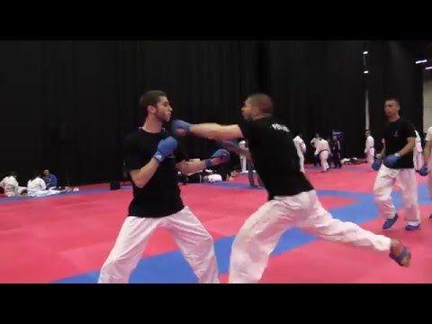 Antonio DIAZ invites you to the 30th Pan American Karate Championships - YouTube
