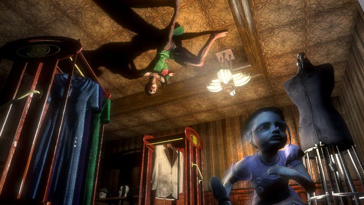 BioShock 1 Video Game Screenshots