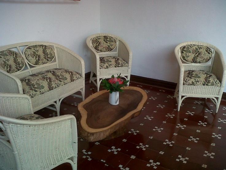 sala antigua