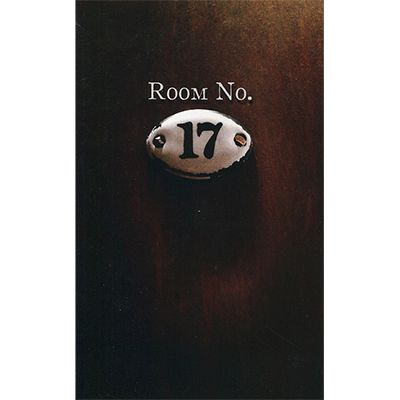 Room 17 by Chang Shao - Taking a key on a string from around your neck, you explain that it is a relic from the d'Hubert Hotel, the most haunted hotel in the French Quarter of New Orleans. Picking up an envelope from the table, you open it and dump out a handful of antique room number plaques. You also show that the envelope contains a faded newspaper clipping--and nothing else. get it here: http://www.wizardhq.com/servlet/the-15642/room-17-by-chang-shao/Detail?source=pintrest