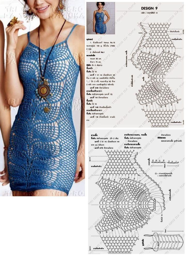 how to make a crochet bra